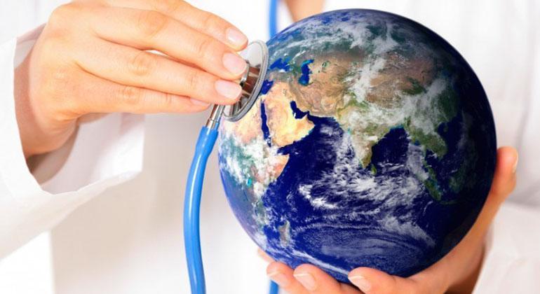 জলবায়ু পরিবর্তন : বিশ্বব্যাপী প্রভাব
